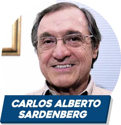 Carlos Alberto Sardenberg - Webinar